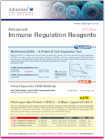 AdipoGen Immune Regulation Reagents