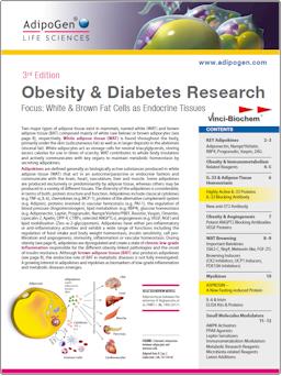 AdipoGen Obesity 2017