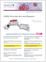 AdipoGen SARS Covid InVitro Research